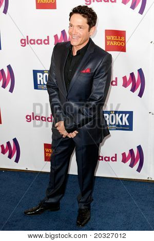 LOS ANGELES - APR 10: Dave Koz arrives at the 22nd annual GLAAD Media Awards at Westin Bonaventure Hotel on April 10, 2011 in Los Angeles, CA.