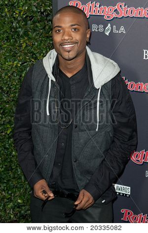 HOLLYWOOD, CA. - NOV 21: Ray J arrives at the 2010 American Music Awards Rolling Stone Magazine VIP After Party at Rolling Stone Restaurant and Lounge on November 21, 2010 in Hollywood.