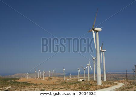 Windfarm Horizontal