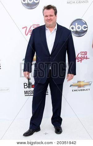 LAS VEGAS - MAY 22:  Eric Stonestreet arriving at the 2011 Billboard Music Awards at MGM Grand Garden Arena on May 22, 2010 in Las Vegas, NV.