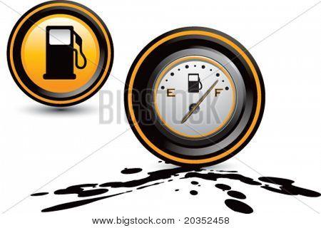Fuel pump and fuel gauge