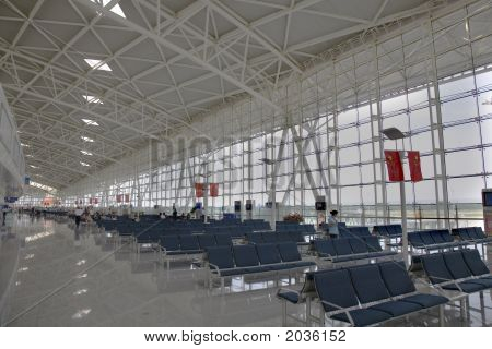 Chinese Regional Airport, Jinan, Shandong, China
