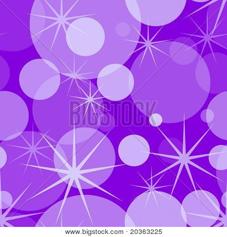 Disco seamless pattern