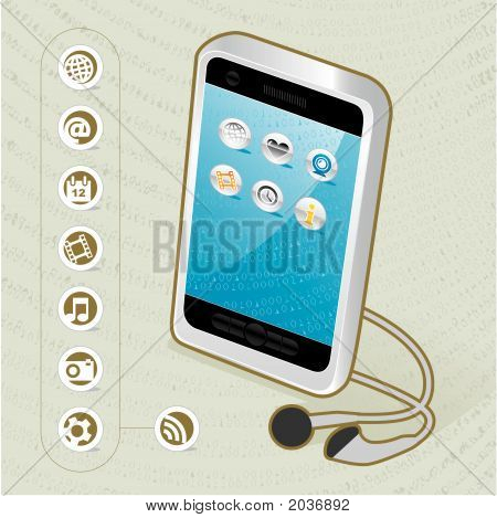 Generic Wireless Smart Phone