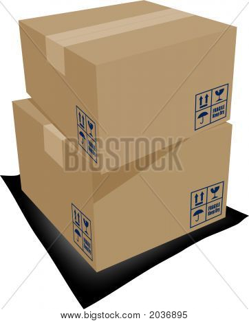 Cardboard Shipping Boxes
