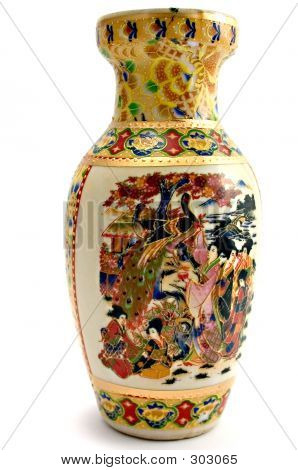 Chinesse Vase