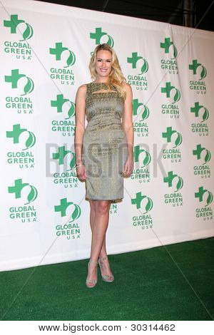 LOS ANGELES - FEB 22:  Ashlan Gorse arrives at Global Green USA's Pre-Oscar Party at the Avalon on February 22, 2012 in Los Angeles, CA.
