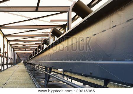 Puente del transportador
