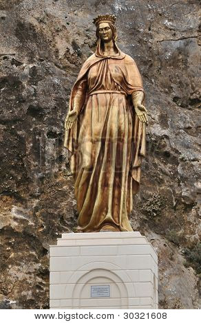Statue of the Virgin Mary, Ephesus, Turkey
