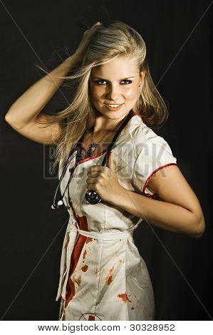 Dead Sexy Nurse