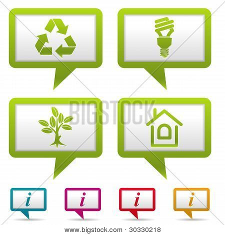 Collect Environment Icon