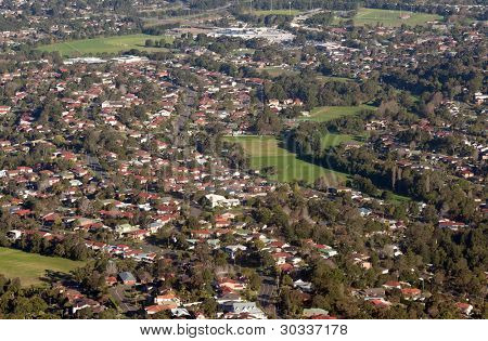 wollongong city and suburbs