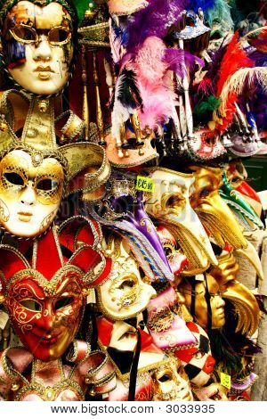 Venitien Masks