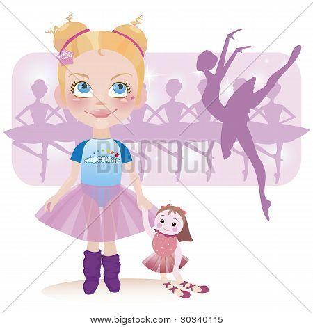 Imma werden ballerina