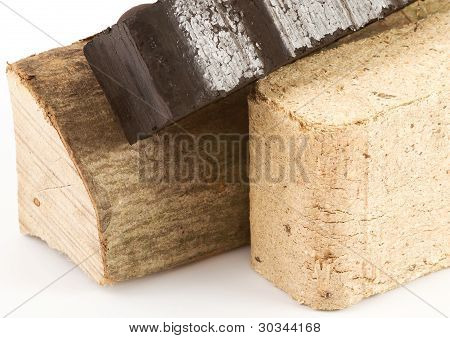 Wood And Coal