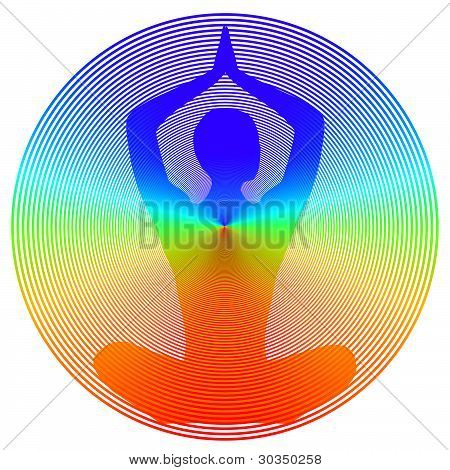 Color de yoga
