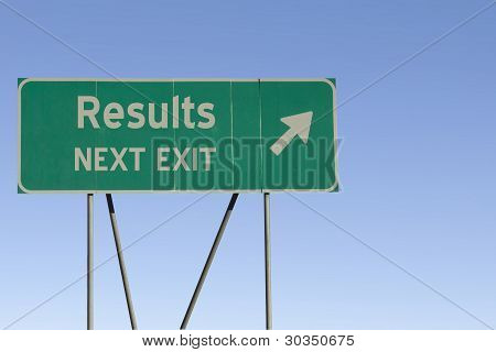 results - Next Exit Road