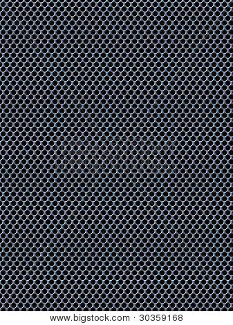 Metal Mesh Pattern