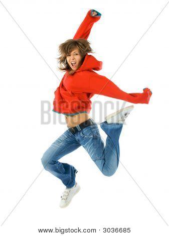 Red Air Dance