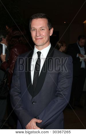 LOS ANGELES - FEB 24:  Rove McManus arrives at the 49th Annual Publicists Guild Awards Luncheon at the Beverly Hilton Hotel on February 24, 2012 in Beverly Hills, CA.