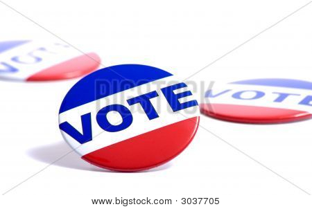 """Vote"" Buttons Or Pins"