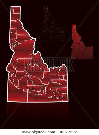Counties Of Idaho