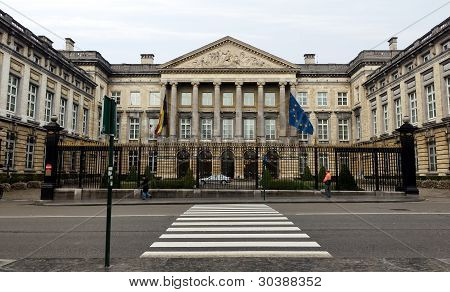Palace of nations, Brussels