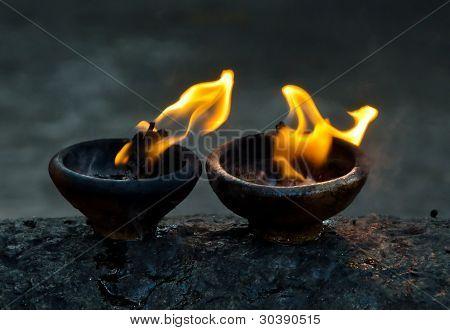 Amuleto de fogo