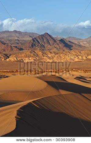 Death Valley.