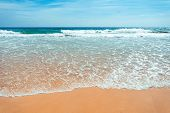 Sea Beach Summer Beach Relaxing Seaside Sea Beach Summer Beach Relaxing Seaside poster