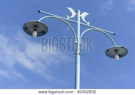 Decorative Street Lamp-post