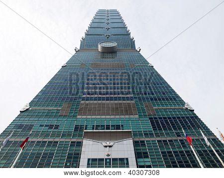 Taipei 101 Building.