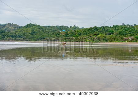 Playa Venao (beach In Panama On Pacific Side)