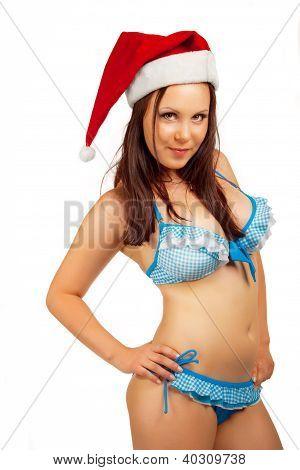 Pretty Santa Helper