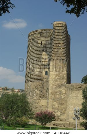 Baku Maiden Tower