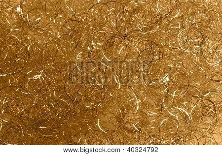 Golden Loops Detail