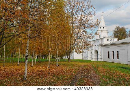 Autumn in Izmailovo