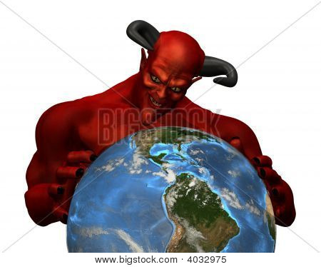 The Devil Rules The World
