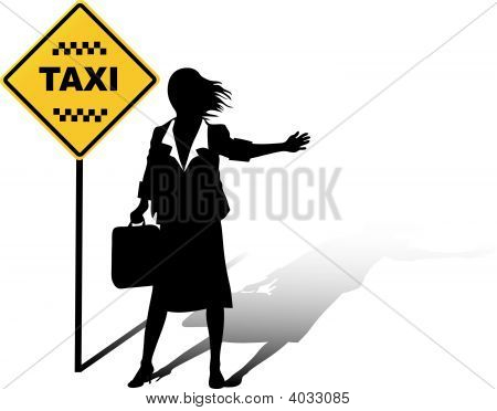 Woman Taxi