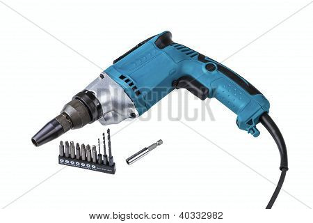 Electric Screw-driver