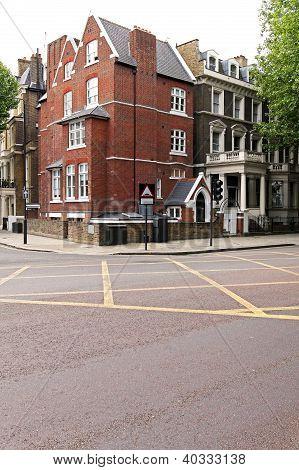 London Town House