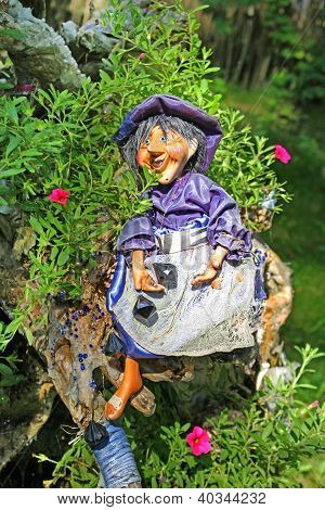 Doll Of Old Witch