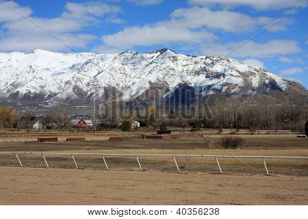 Wasatch Front mountains, Utah