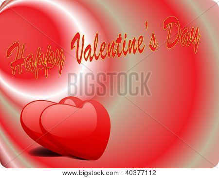 Valentine Love Card - Happy Valentine Day II