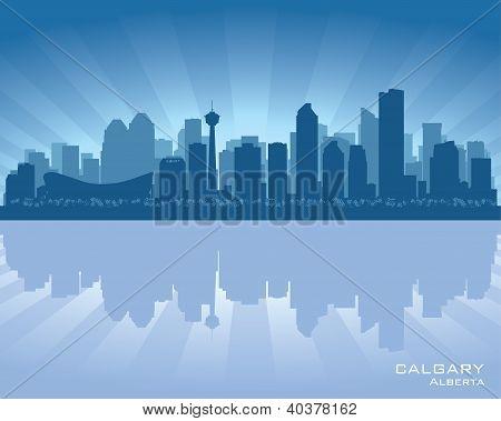 Calgary, Canada Skyline