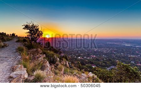 Northcliff Sunset