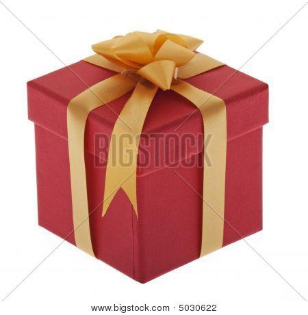 Atualmente, a caixa com fita de jóias