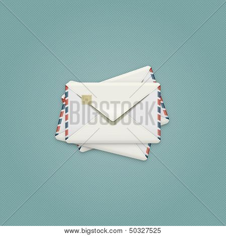 Detailed Envelope Illustration