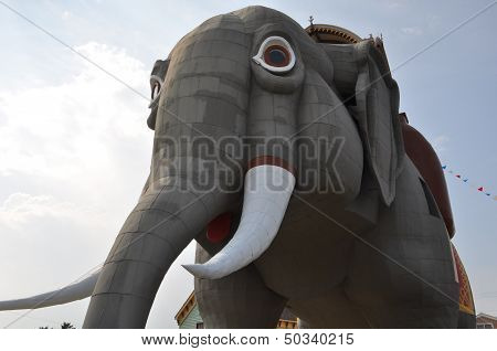 Lucy the Elephant, in Margate City, New Jersey
