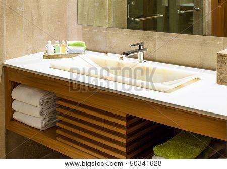 Modern Marble Wash Hand Basin